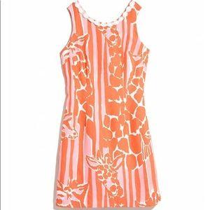 Lilly for Target orange dress